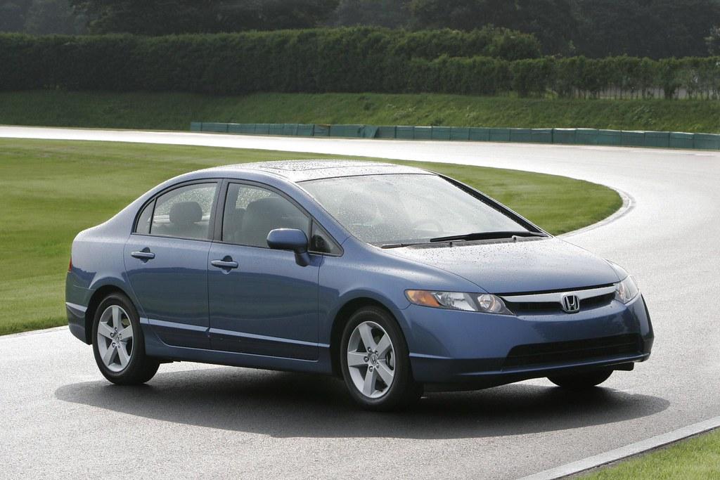 2006 Honda Civic Sedan 2008 Honda Civic Sedan Flickr
