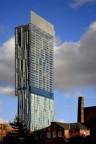 UK - Manchester - Beetham Tower | by Darrell Godliman