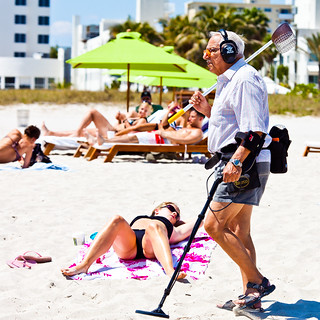 Beachcomber | by Thomas Hawk