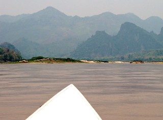 Luang Prabang - Speedboat Up Mekong River to Pak Ou Cave - v2 | by FollowOurFootsteps