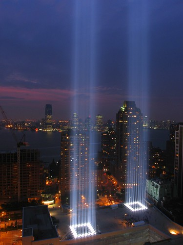 Tribute In Light - NYC September 11, 2007 | by tatslow
