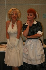 Marilyn and Lucy... | by American Wind Energy Association