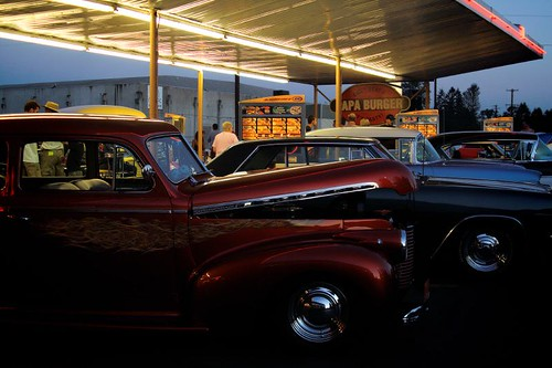 Cruise-In At The A&W | by Celine Chamberlin