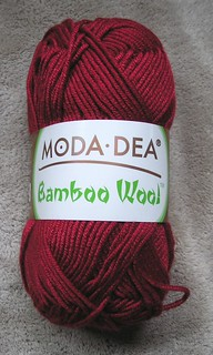 Bamboo Wool - red | by drboykin