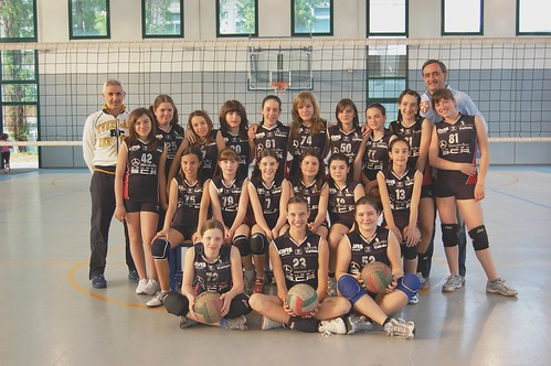 under 13 2006-07 | by pallavolo cabiate