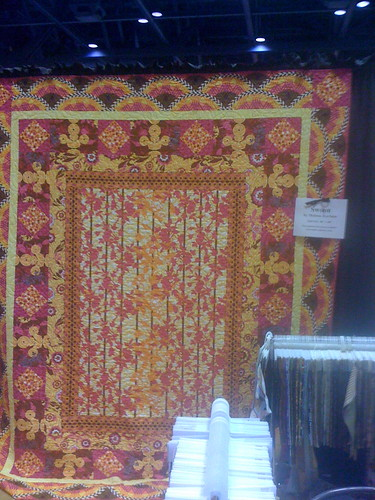 Quilt Market Fall 2010 - Houston, Texas | by Happy Zombie