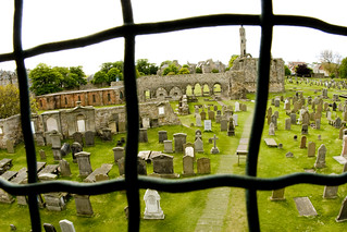 cemetary at St. Andrews Cathedral | by staciek