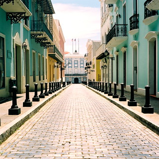 Old San Juan | by S.A. Young