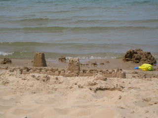 Sand Castle | by david_s_carter