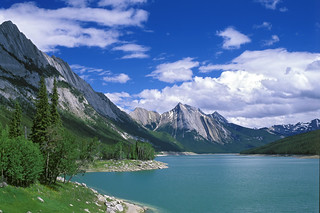 Medicine Lake, Jasper National Park, Alberta, Canada | by .::Lion King::.