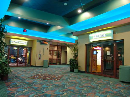 spirit mountain casino arcade hours