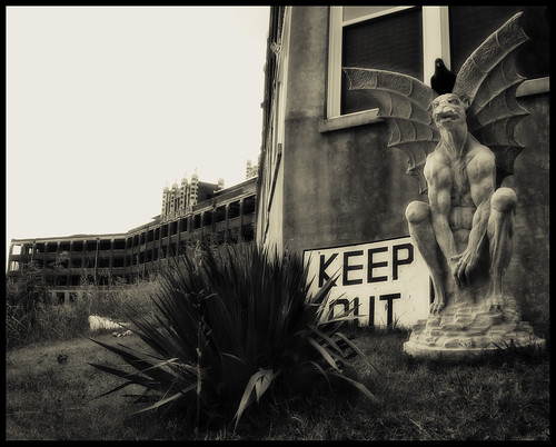 Keep Out | by Daniel Light
