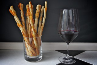 herbed cheese straws | by shutterbean