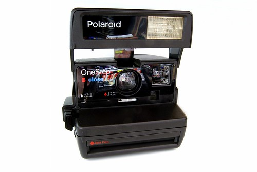 Polaroid OneStep Close Up Instant Camera | by HaarFager (Pro)