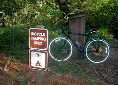 Bicycle Camping Only | by Richard Masoner / Cyclelicious