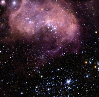 Hubble Captures Bubbles And Baby Stars | by NASA Goddard Photo and Video