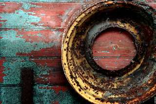 Rusty Rim | by LiesBaas