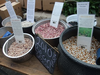 SFO Day 2: Beans at the Ferry Plaza Farmers Market | by swampkitty