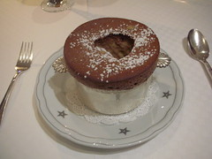 Celebrity Infinity. Food. Souffle | by Tom Mascardo