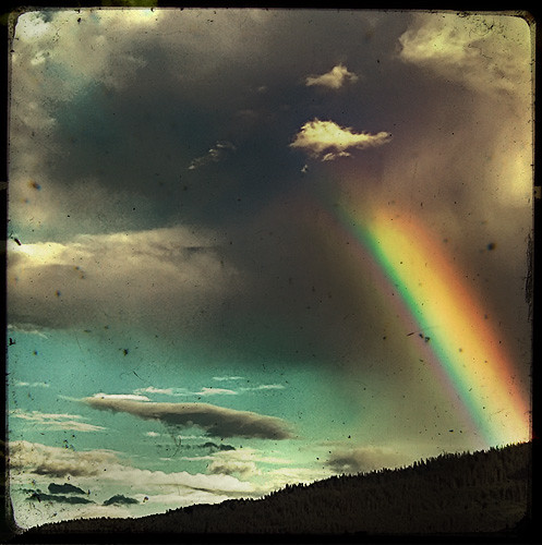 somewhere over the rainbow #1 | by PIXistenz