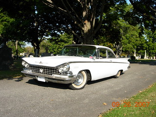 1959 Buick LeSabre powered by 364 nailhead with Dynaflow 59 | by sixty8panther