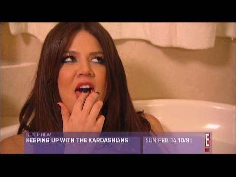 Keeping up with the kardashians sex