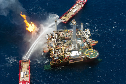 BP Deepwater Horizon Oil Spill | by leaders