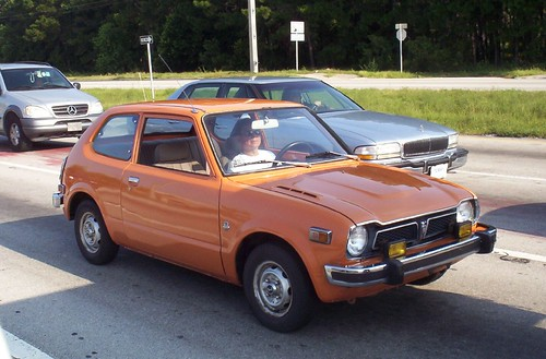 1974 Honda Civic | by thisisrobert