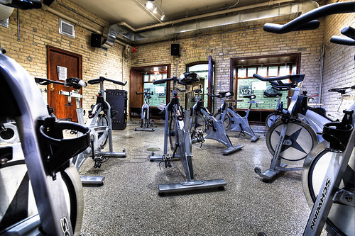 Hart House Cycle Fit Room | by hart_house