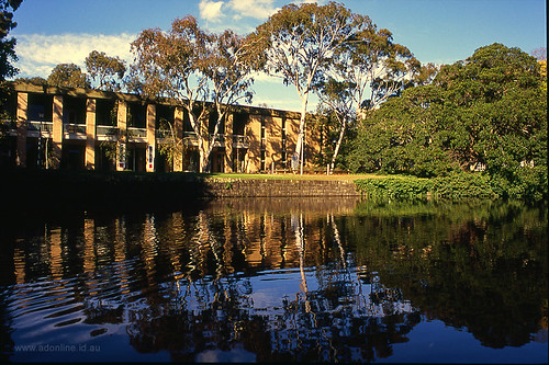 Glenn College, La Trobe University | by Adam Dimech