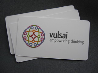 New Business cards! | by Vulsai
