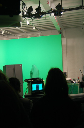 Mark Leckey, GreenScreenRefrigeratorAction, 2010 | by 16 Miles of String