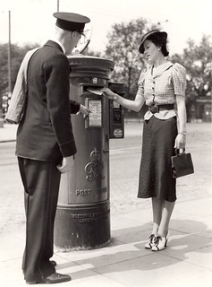 King George VI Pillar Box | by The Postal Museum