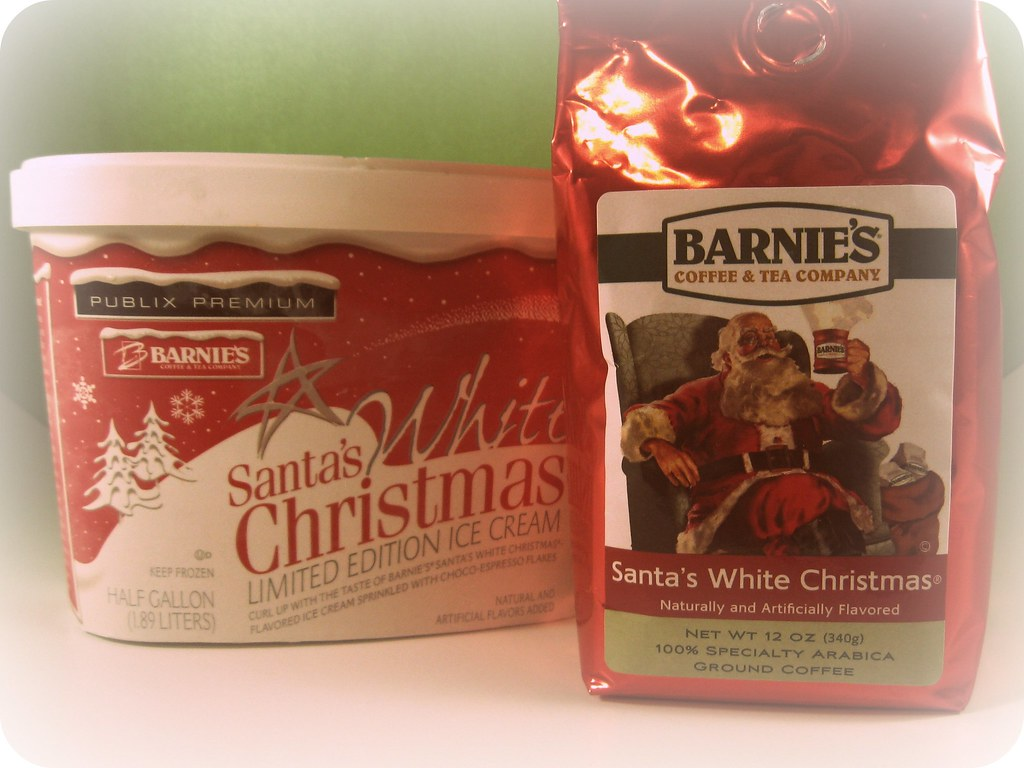 Barnie\'s Santa\'s White Christmas | The best coffee and ice c… | Flickr