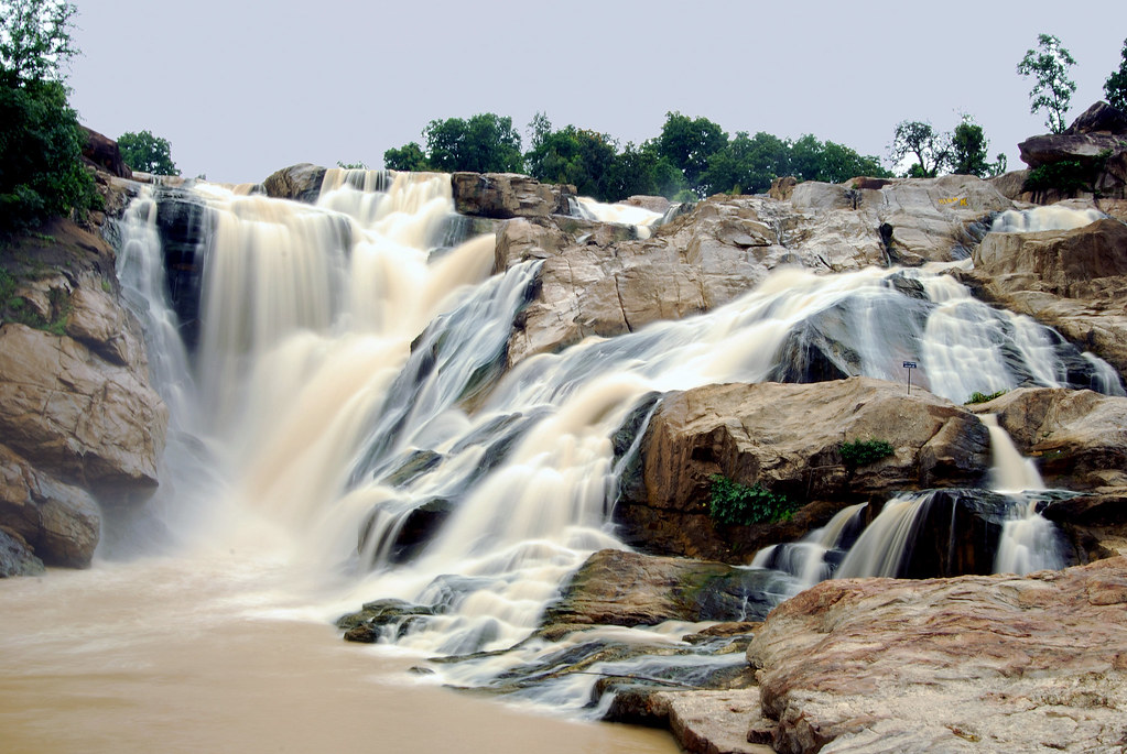 Marvelous Dasam Falls Near Ranchi India Best Viewed Large Flickr Hairstyle Inspiration Daily Dogsangcom