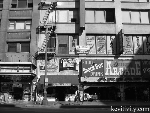 Downtown Los Angeles, Broadway. A slum | by Kevitivity
