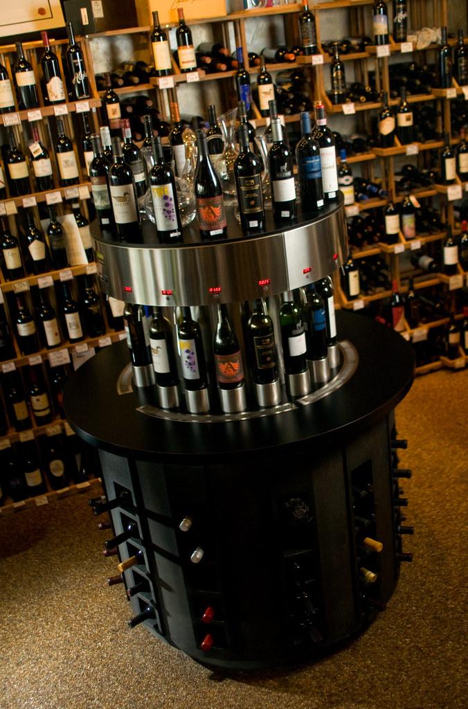 ... Enomatic Tasting Machines | by Vintage Wine Shop