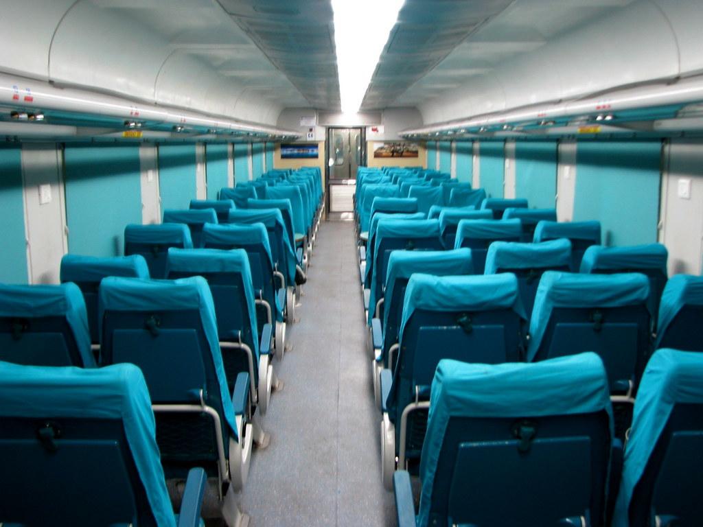 Lhb Chair Car Chennai Mysore Shadabti Express Flickr