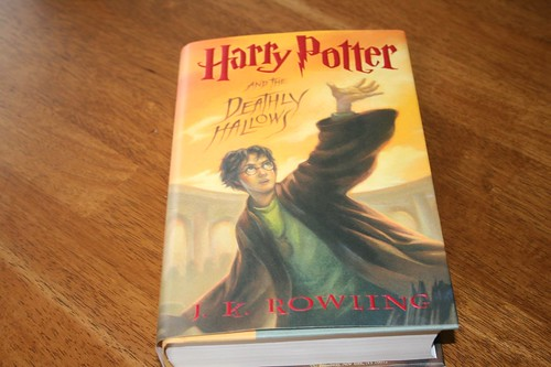 Harry Potter-It's mine, all mine, I tell you! | by Jodi Hebert