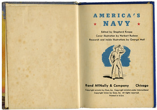 Americas Navy_title_tatteredandlost | by tattered_lost