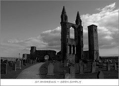 St Andrews - Seen Simply | by Magdalen Green Photography