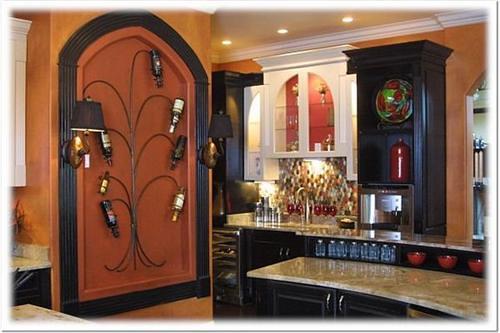 Mediterranean Kitchen Wall Decor