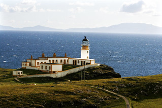 Neist Point Lighthouse, Isle of Skye | by staciek