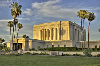 "mesa arizona temple | by Matt ""Linus"" Ottosen"