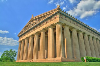 Nashville Parthenon - HDR | by Powellizer