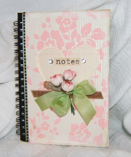 Altered Notebook | by creative chaos