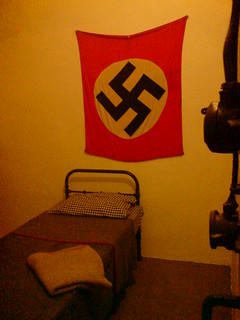 Nazi sleeping quarters | by fw190a8