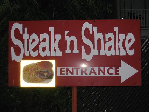 Steak N Shake  Linton Blvd Delray Beach Fl