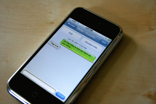 SMS: Text Messaging Gets Redesigned | by pouwerkerk