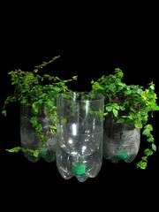 Recycled Plastic Bottle Planters | by GreenScaper